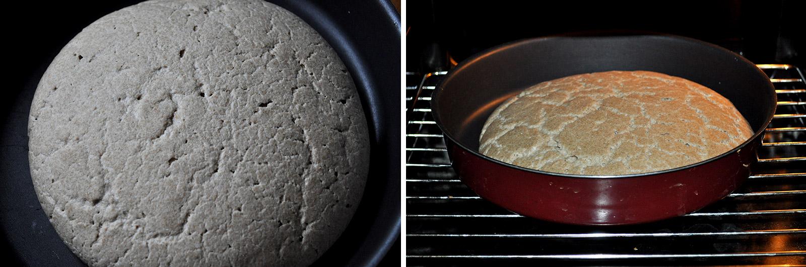 Ржаной хлеб своими руками - в духовке